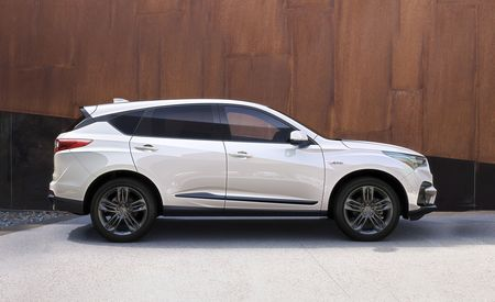 2019 Acura RDX Crossover: Return of the Turbocharged Four – Official Photos and Info