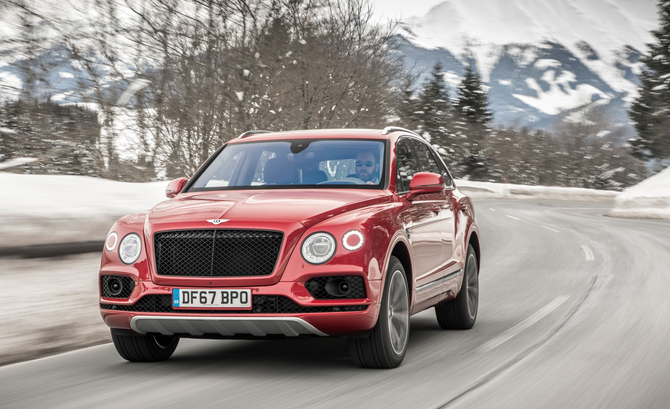 new news auto show h bentley frankfurt jeep priced bentayga from