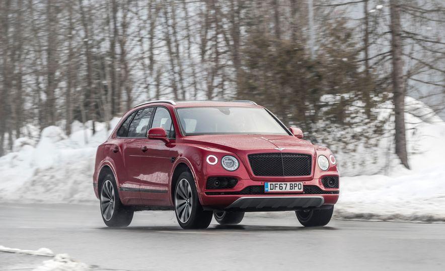 2019 Bentley Bentayga V-8 - Slide 12