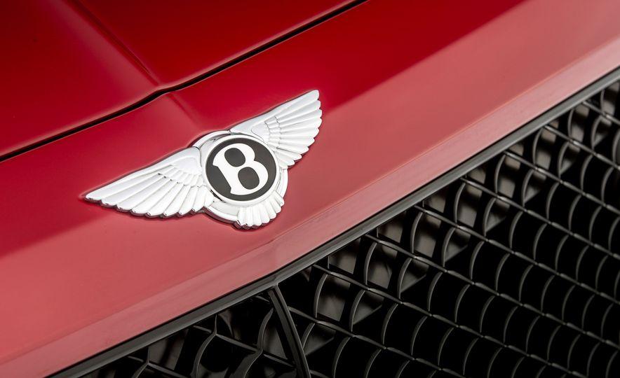 2019 Bentley Bentayga V-8 - Slide 20