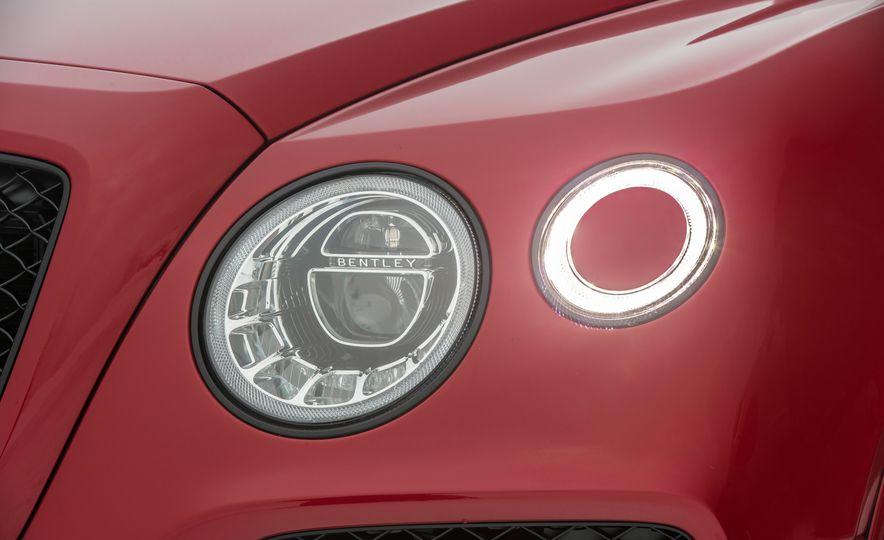 2019 Bentley Bentayga V-8 - Slide 21
