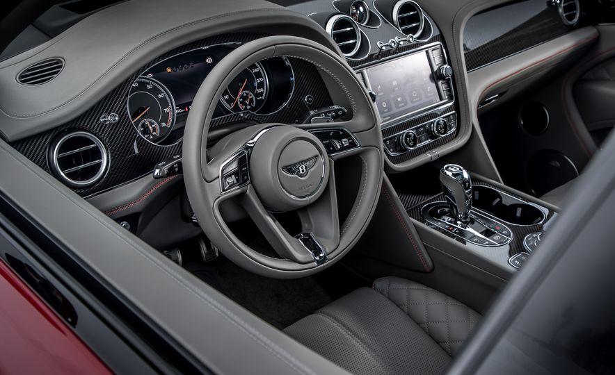 2019 Bentley Bentayga V-8 - Slide 25