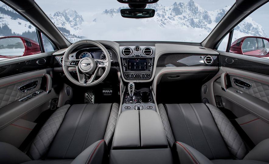 2019 Bentley Bentayga V-8 - Slide 26