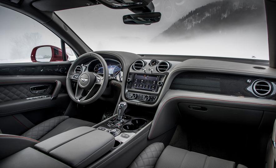 2019 Bentley Bentayga V-8 - Slide 28