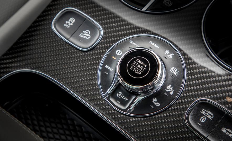 2019 Bentley Bentayga V-8 - Slide 31