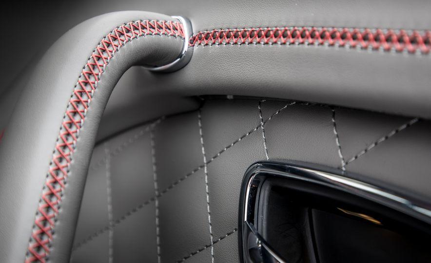2019 Bentley Bentayga V-8 - Slide 33