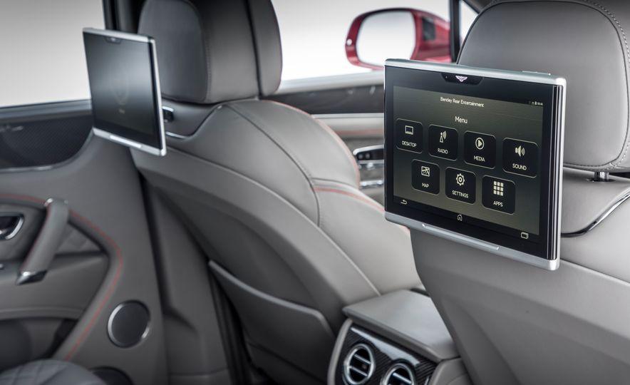 2019 Bentley Bentayga V-8 - Slide 35