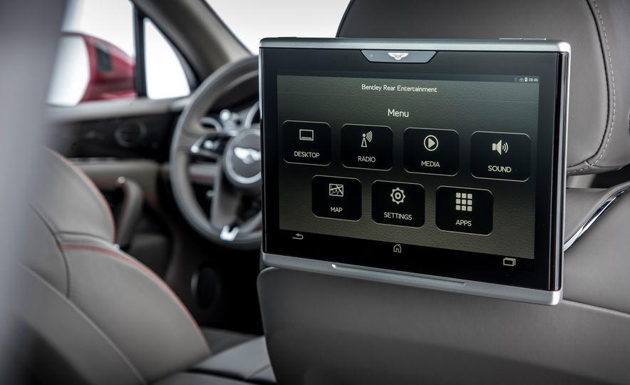 2019 Bentley Bentayga V-8 - Slide 36
