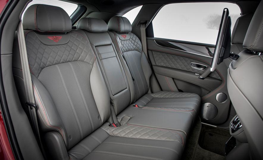 2019 Bentley Bentayga V-8 - Slide 37