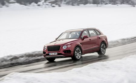 2019 Bentley Bentayga V-8 – First Drive Review