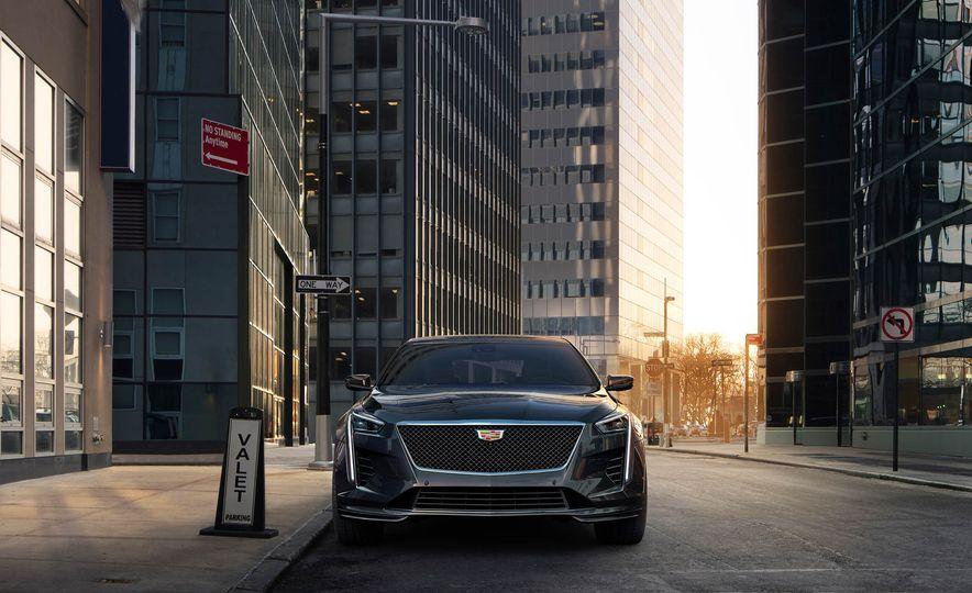 2019 Cadillac CT6 V-Sport - Slide 12