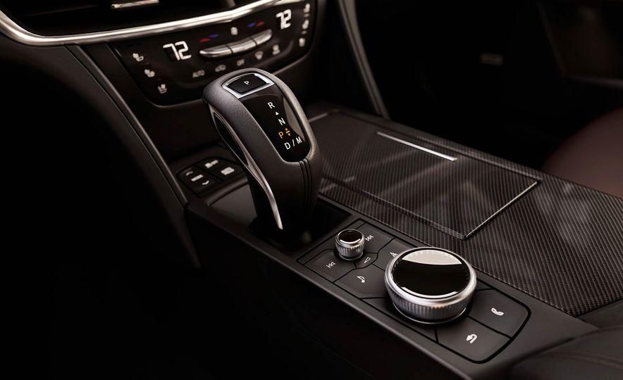 2019 Cadillac CT6 V-Sport - Slide 15