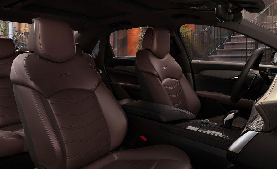 2019 Cadillac CT6 V-Sport - Slide 16