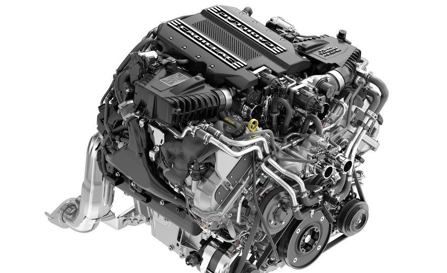 2019 Cadillac CT6 V-Sport - Slide 19