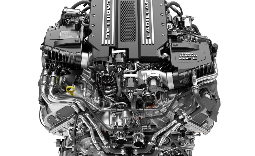 2019 Cadillac CT6 V-Sport - Slide 20
