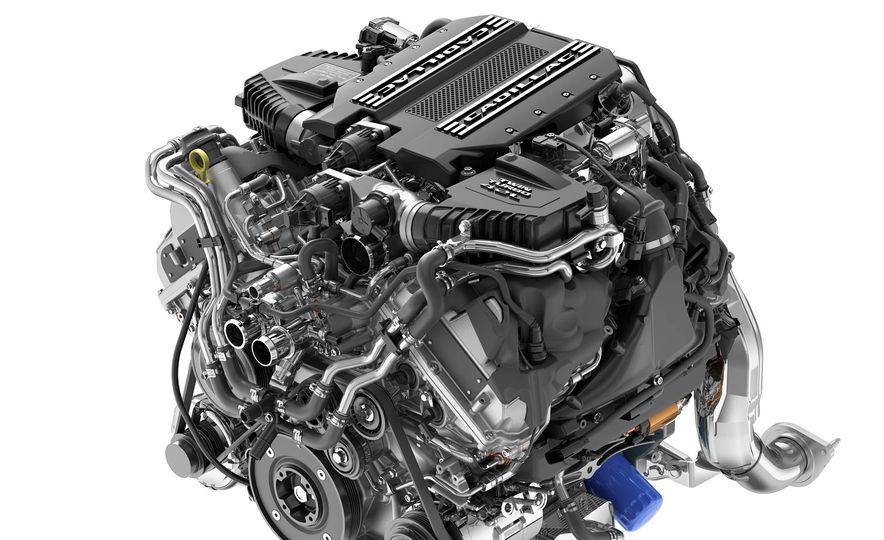 2019 Cadillac CT6 V-Sport - Slide 21