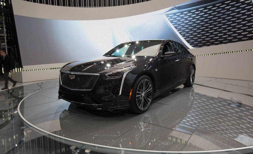 2019 Cadillac CT6 V-Sport - Slide 4