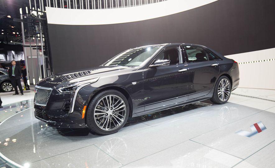 2019 Cadillac CT6 V-Sport - Slide 6
