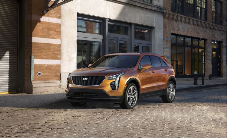 2019 Cadillac XT4: Finally, a Smaller Caddy Crossover – Official Photos and Info