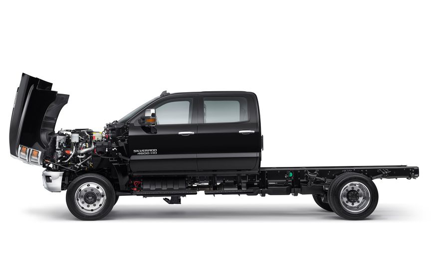2019 Chevrolet Silverado 4500HD - Slide 5