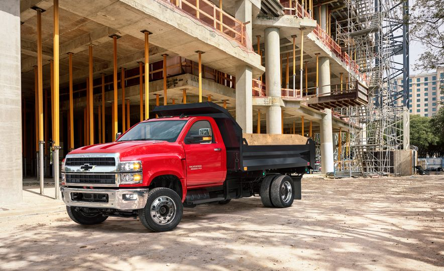 2019 Chevrolet Silverado 4500HD - Slide 10