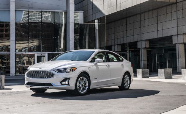 Ford Refreshes the Fusion Again and Debuts Co-Pilot360 Safety Package