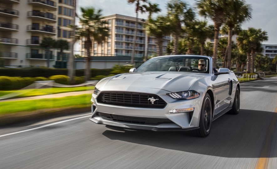 2019 Ford Mustang GT California Special - Slide 1