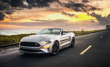 Going Back to Cali: Ford Mustang GT California Special Returns to Updated 2019 Mustang Lineup