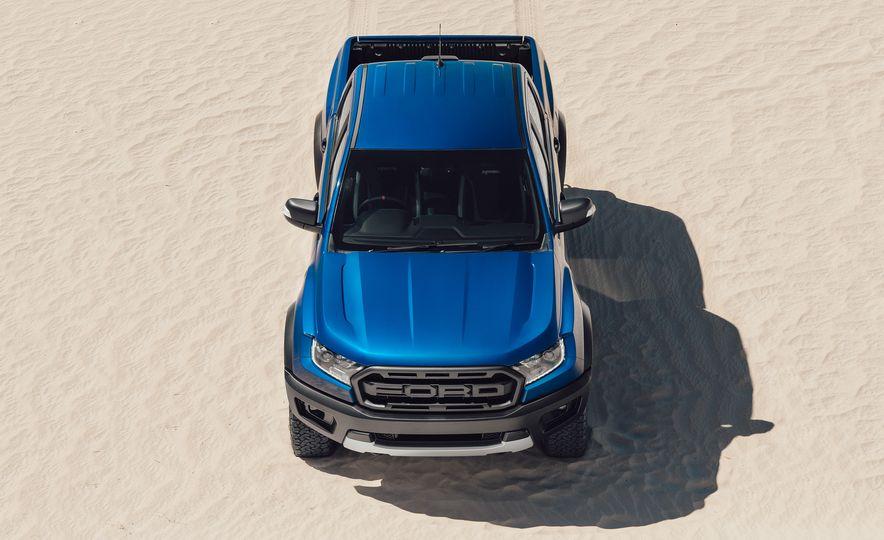 2019 Ford Ranger Raptor - Slide 5