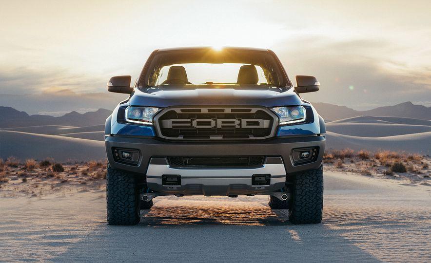 2019 Ford Ranger Raptor - Slide 6