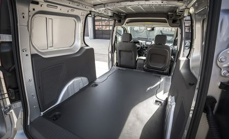 Ford Transit Connect Cargo Van Facelifted, Adds Diesel-Engine Option