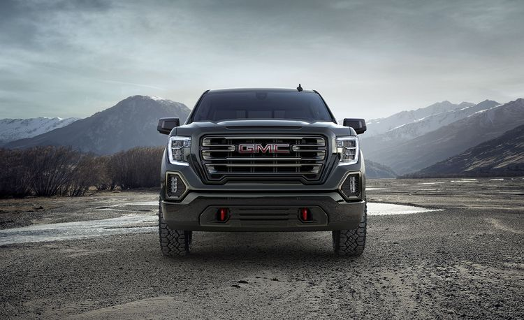 Down to Earth: 2019 GMC Sierra AT4 Arrives as a Mild Trail Upgrade