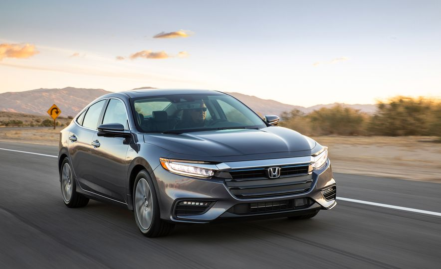 2019 Honda Insight - Slide 20
