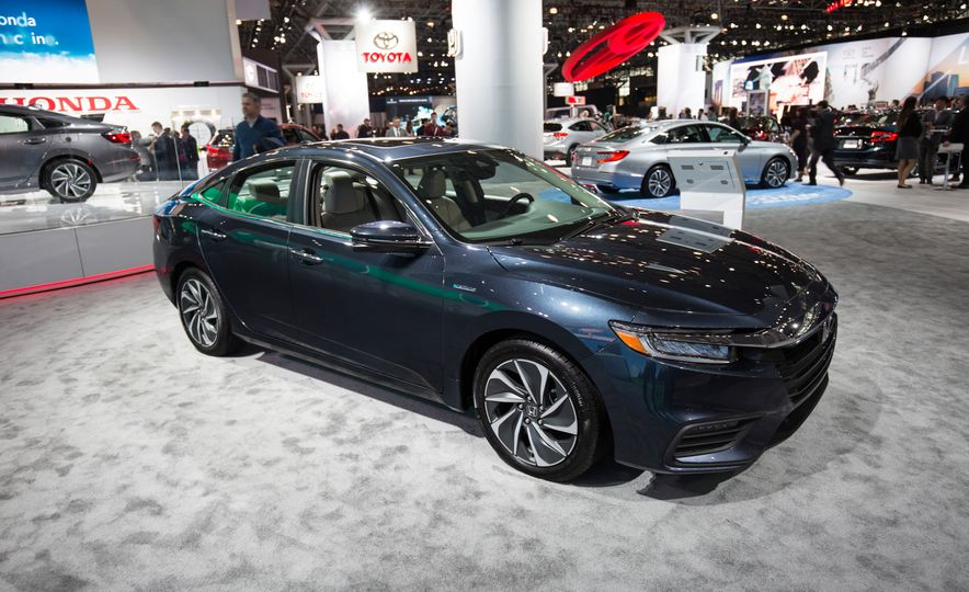 2019 Honda Insight - Slide 2