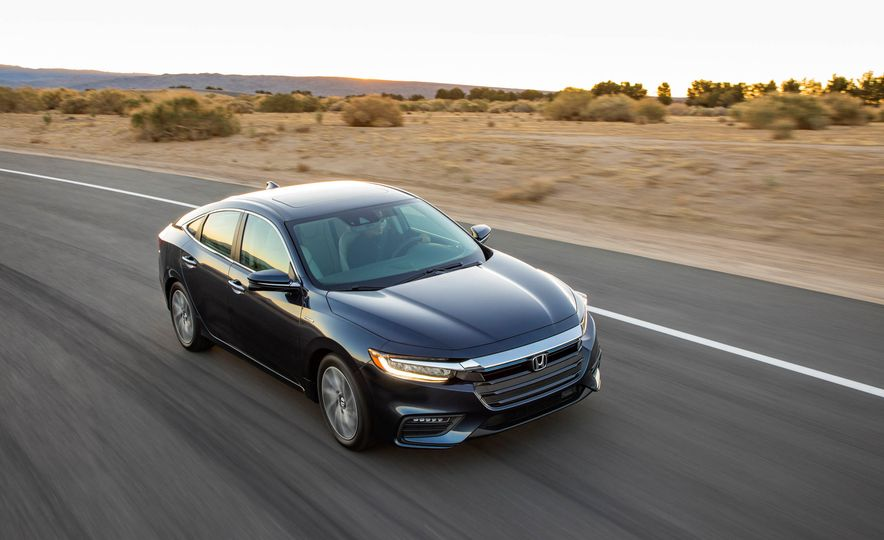 2019 Honda Insight - Slide 1