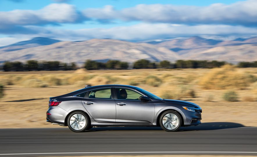 2019 Honda Insight - Slide 21