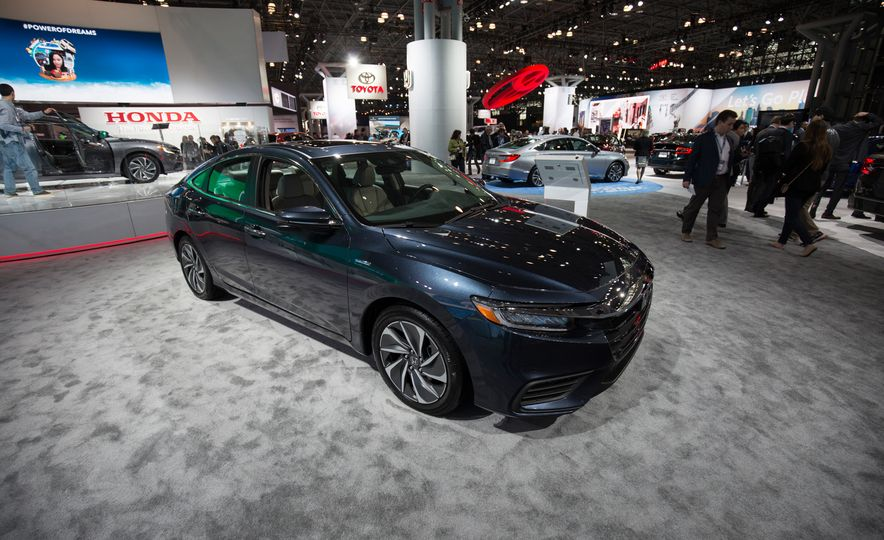 2019 Honda Insight - Slide 3