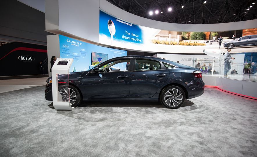 2019 Honda Insight - Slide 4