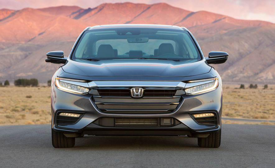2019 Honda Insight - Slide 23