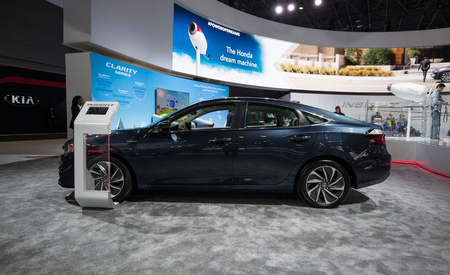 2019 Honda Insight - Slide 5
