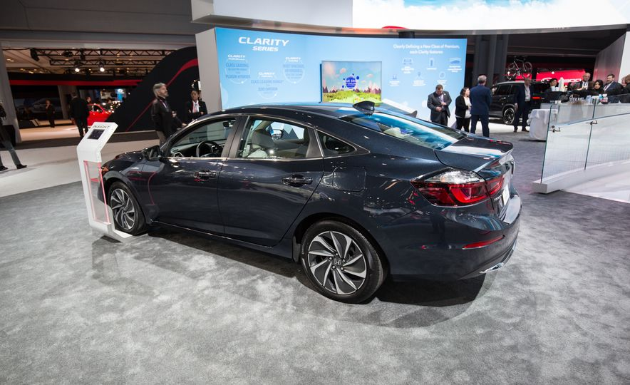 2019 Honda Insight - Slide 6