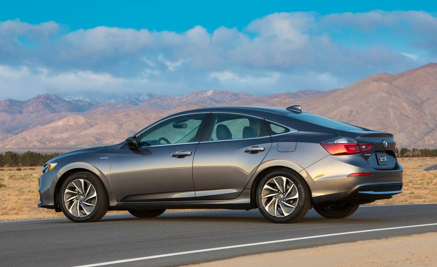 2019 Honda Insight - Slide 25