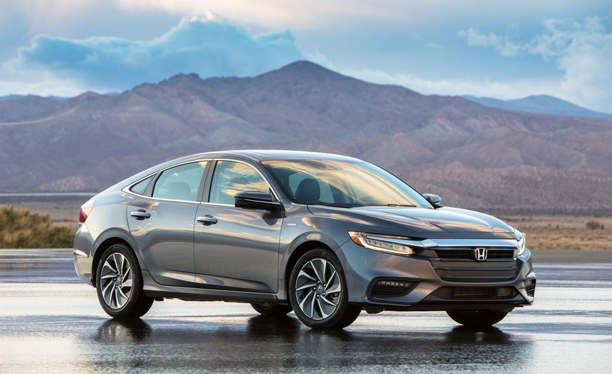 2019 Honda Insight - Slide 26