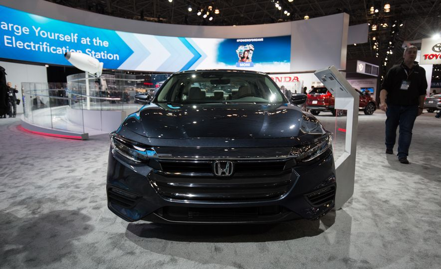 2019 Honda Insight - Slide 12