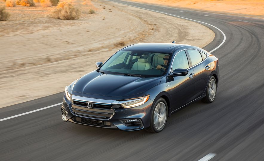 2019 Honda Insight - Slide 42