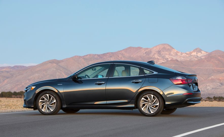 2019 Honda Insight - Slide 44
