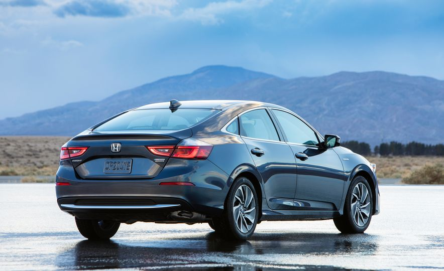 2019 Honda Insight - Slide 45