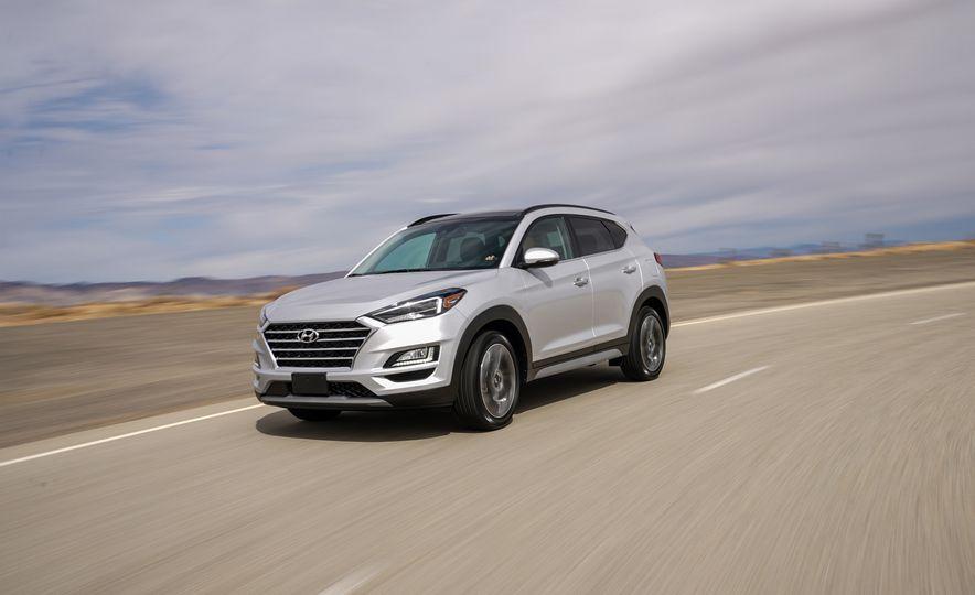2019 Hyundai Tucson - Slide 1