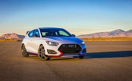 Hyundai Considering Track-Compatible Warranty for Sporty Veloster N