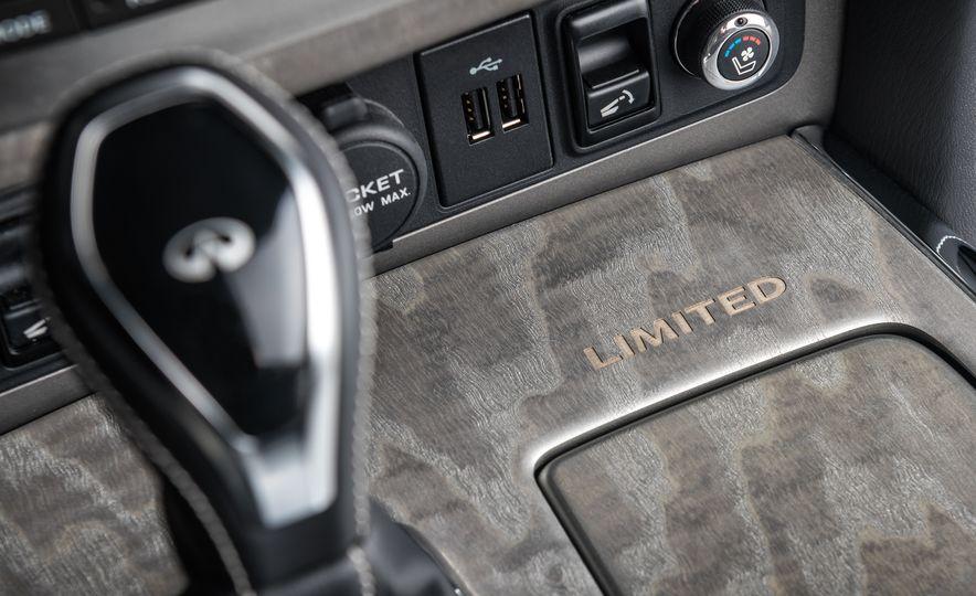 2019 Infiniti QX60 Limited - Slide 22